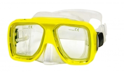 Ae Double Lens Mask Yellow
