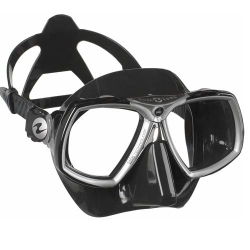 Look Mask 2 Bk/silver
