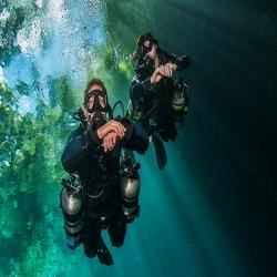 Sidemount Diver Course