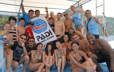 Aquarium Dive Gift Certificate With Certification